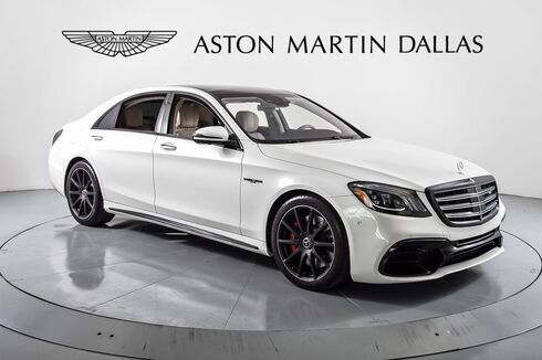 2018_Mercedes-Benz_S-Class_S 63 AMG®_ Dallas TX
