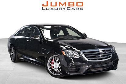 2018_Mercedes-Benz_S-Class_S 63 AMG®_ Hollywood FL