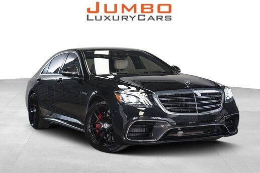 2018 Mercedes-Benz S-Class S 63 AMG® Hollywood FL