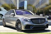 2018 Mercedes-Benz S-Class S 63 AMG® S 63 AMG®