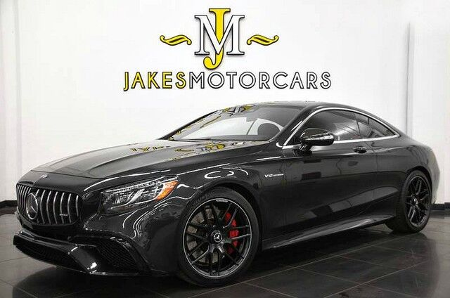 2018 Mercedes-Benz S-Class S65 AMG V12 DESIGNO COUPE~$252,695 MSRP~ CARBON FIBER PACKAGE'S San Diego CA