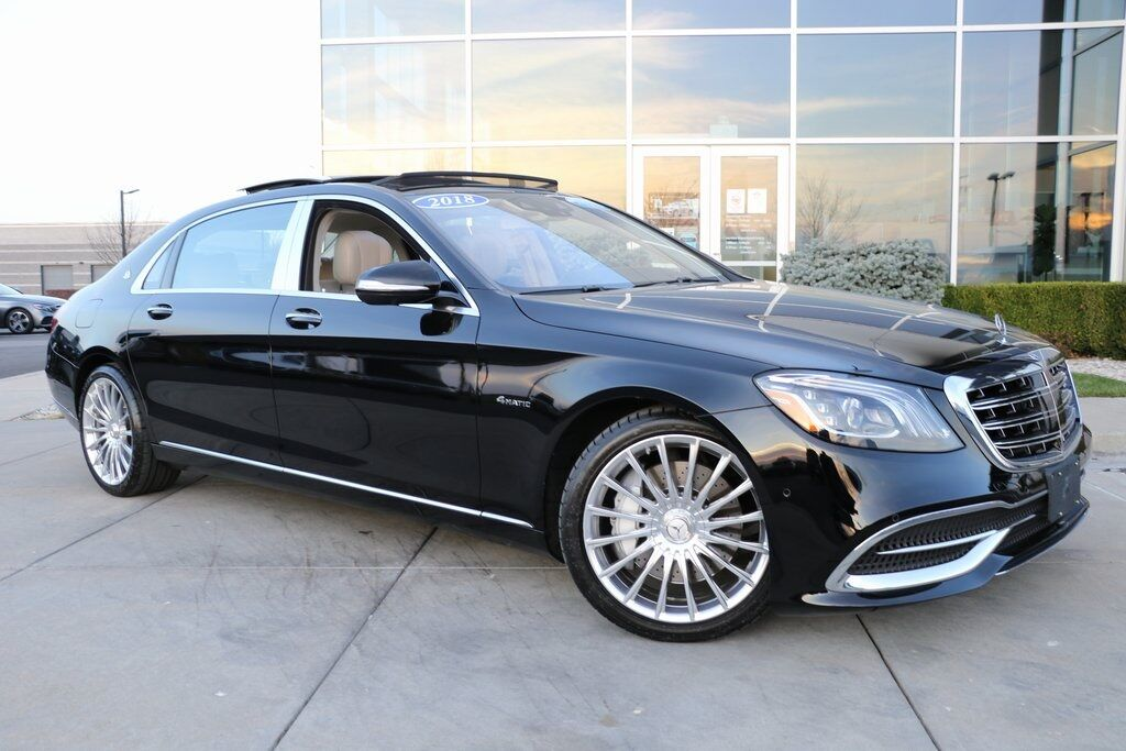 2018 Mercedes-Benz S Maybach 560 4MATIC® Sedan Kansas City MO