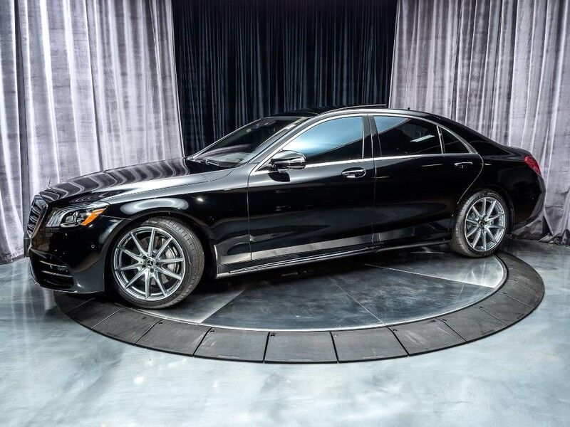 2018_Mercedes-Benz_S560 4 Matic_Sedan MSRP $125,795+ Sport Package_ Chicago IL