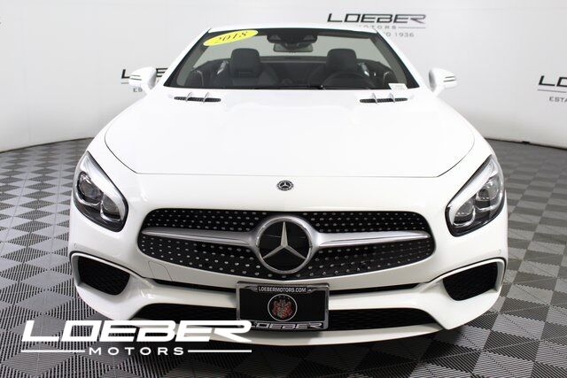 2018 Mercedes-Benz SL 450 Roadster Lincolnwood IL