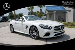 2018_Mercedes-Benz_SL_550 Roadster_ Bluffton SC