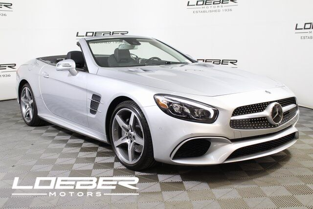 2018 Mercedes-Benz SL 550 Roadster Lincolnwood IL