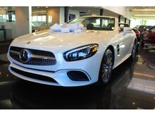 2018_Mercedes-Benz_SL_550 Roadster_ Merriam KS
