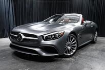 Mercedes-Benz SL 550 Roadster 2018