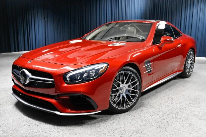2018 Mercedes-Benz SL AMG® 63 Roadster Scottsdale AZ