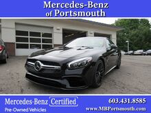 2018_Mercedes-Benz_SL-Class_AMG® 63 Roadster_ Greenland NH