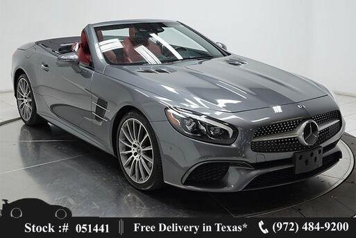 2018_Mercedes-Benz_SL-Class_SL 450 AMG SPORT,NAV,CAM,PANO,CLMT STS,BLIND SPOT_ Plano TX