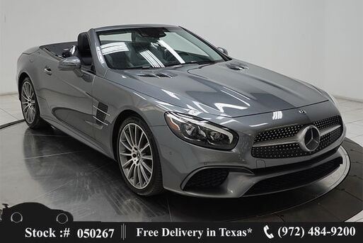 2018_Mercedes-Benz_SL-Class_SL 450 DISTRONIC+,AMG SPORT,DRVR ASST,$98K MSRP_ Plano TX