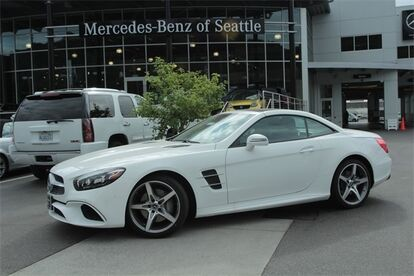 2018_Mercedes-Benz_SL-Class_SL 550_ Seattle WA