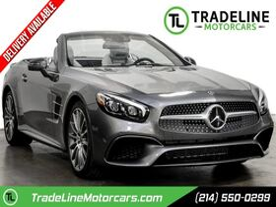2018_Mercedes-Benz_SL_SL 450_ CARROLLTON TX