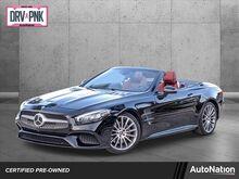 2018_Mercedes-Benz_SL_SL 450_ Fort Lauderdale FL