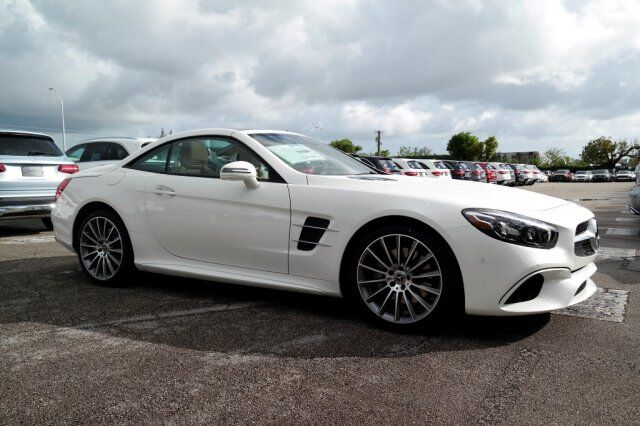 2018 mercedes benz sl sl 450 coral gables fl 21274749 for Mercedes benz coral gables fl