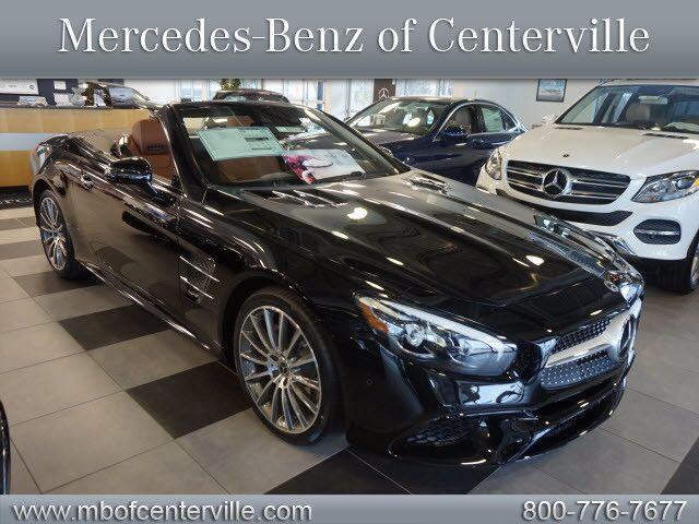 2018 mercedes benz sl sl 550 centerville oh 22153493 for How to buy mercedes benz stock