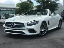 2018_Mercedes-Benz_SL_SL 550 Roadster_ Cary NC