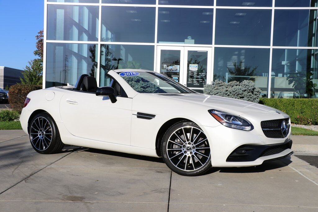 2018 Mercedes-Benz SLC 300 Roadster Kansas City MO