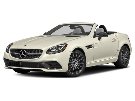 2018_Mercedes-Benz_SLC_300 Roadster_ El Paso TX