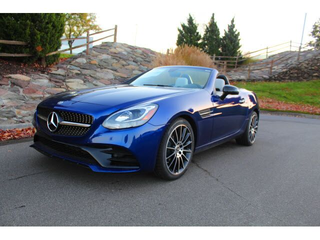 2018 Mercedes-Benz SLC 300 Roadster Merriam KS