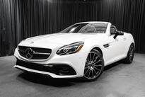 Mercedes-Benz SLC 300 Roadster 2018