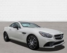 2018_Mercedes-Benz_SLC_43 AMG® Roadster_ Lexington KY