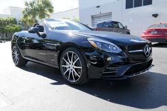 2018_Mercedes-Benz_SLC_43 AMG® Roadster_ Cutler Bay FL