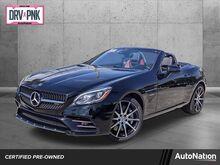 2018_Mercedes-Benz_SLC_AMG SLC 43_ Fort Lauderdale FL