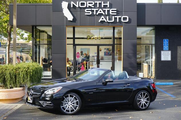 2018_Mercedes-Benz_SLC_AMG SLC 43_ Walnut Creek CA