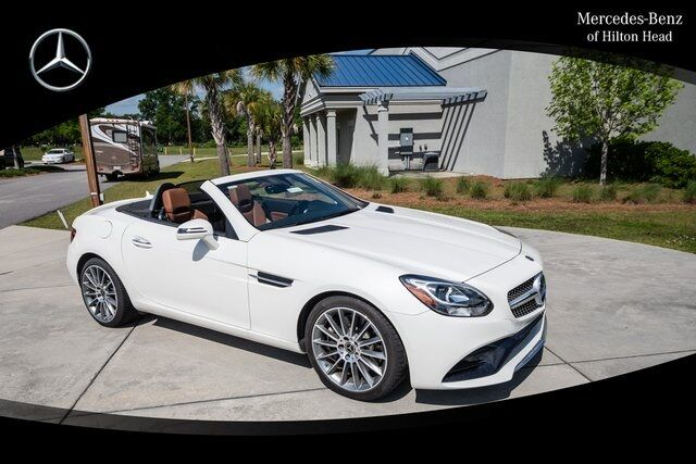 2018 Mercedes-Benz SLC SLC 300 Bluffton SC