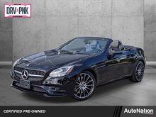 2018_Mercedes-Benz_SLC_SLC 300_ Fort Lauderdale FL