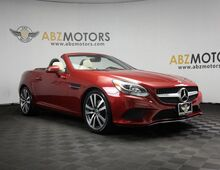 2018_Mercedes-Benz_SLC_SLC 300_ Houston TX