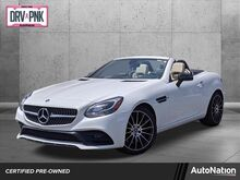 2018_Mercedes-Benz_SLC_SLC 300_ Pompano Beach FL