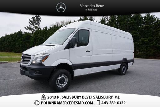 2018_Mercedes-Benz_Sprinter 2500__ Salisbury MD