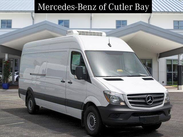 2018 Mercedes-Benz Sprinter 2500 Cargo Van  Cutler Bay FL