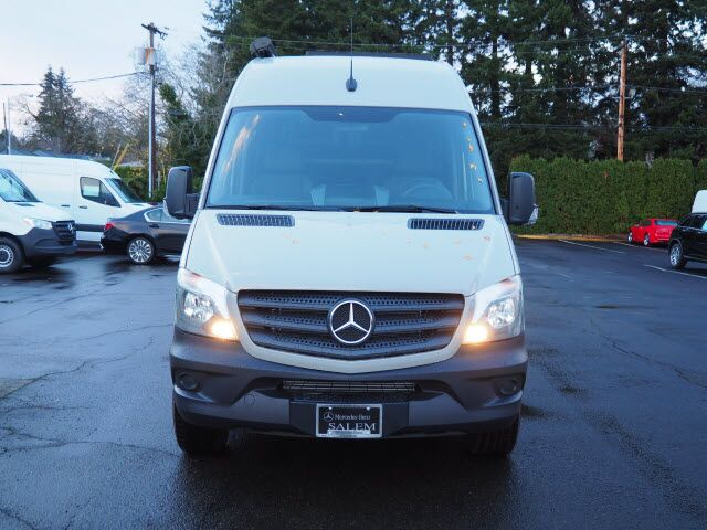 2018 Mercedes-Benz Sprinter 2500 Cargo Van  Salem OR