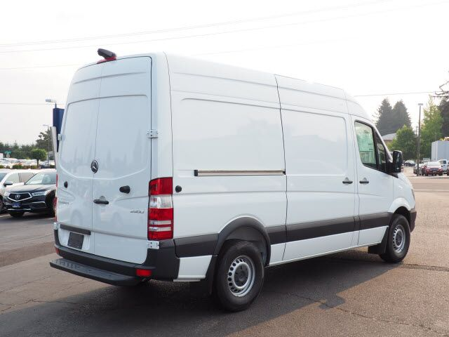 Mercedes Benz Mbrace App >> 2018 Mercedes-Benz Sprinter 2500 Cargo Van Salem OR 25258212