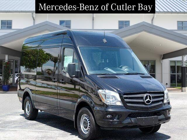 2018 Mercedes-Benz Sprinter 2500 Crew Van  Cutler Bay FL