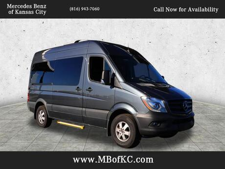 2018 Mercedes-Benz Sprinter 2500 Passenger Van  Kansas City MO