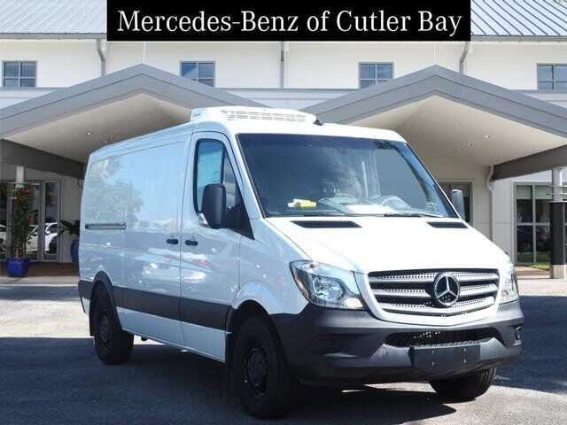 2018 Mercedes-Benz Sprinter 2500 Worker Cargo Van  Cutler Bay FL