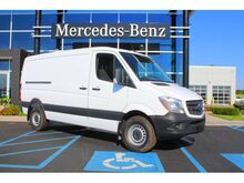 2018_Mercedes-Benz_Sprinter 2500 Worker Cargo Van__ Kansas City MO