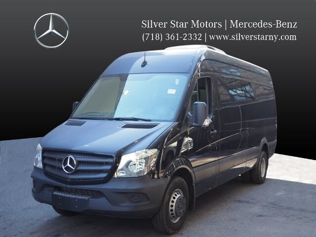 2018 Mercedes-Benz Sprinter 3500 Cargo Van