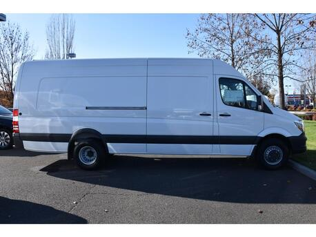 2018_Mercedes-Benz_Sprinter 3500 Cargo Van__ Medford OR