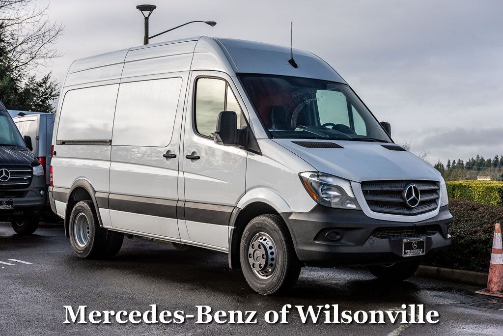 2018 Mercedes-Benz Sprinter Cab Chassis Wilsonville OR