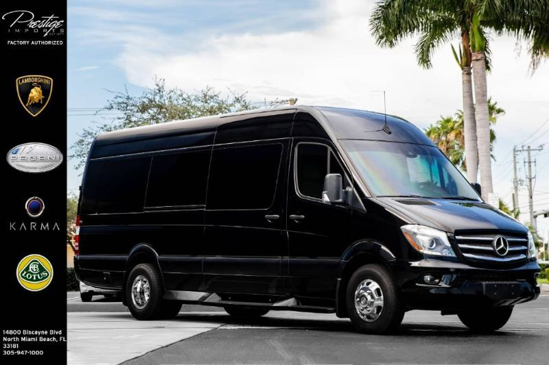 2018_Mercedes-Benz_Sprinter Cargo Van__ North Miami Beach FL
