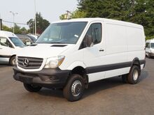 2018_Mercedes-Benz_Sprinter Cargo Van__ Salem OR