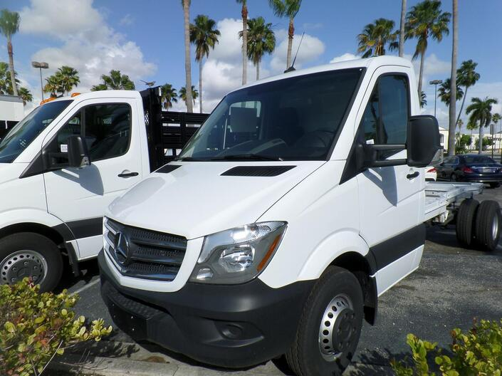 2018 Mercedes-Benz Sprinter Chassis Cab  Coral Gables FL