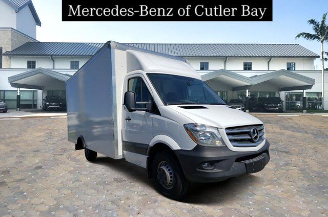 2018 Mercedes-Benz Sprinter Chassis Cab Cutler Bay FL