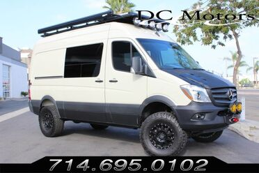 2018_Mercedes-Benz_Sprinter Van High Roof__ Anaheim Hills  CA
